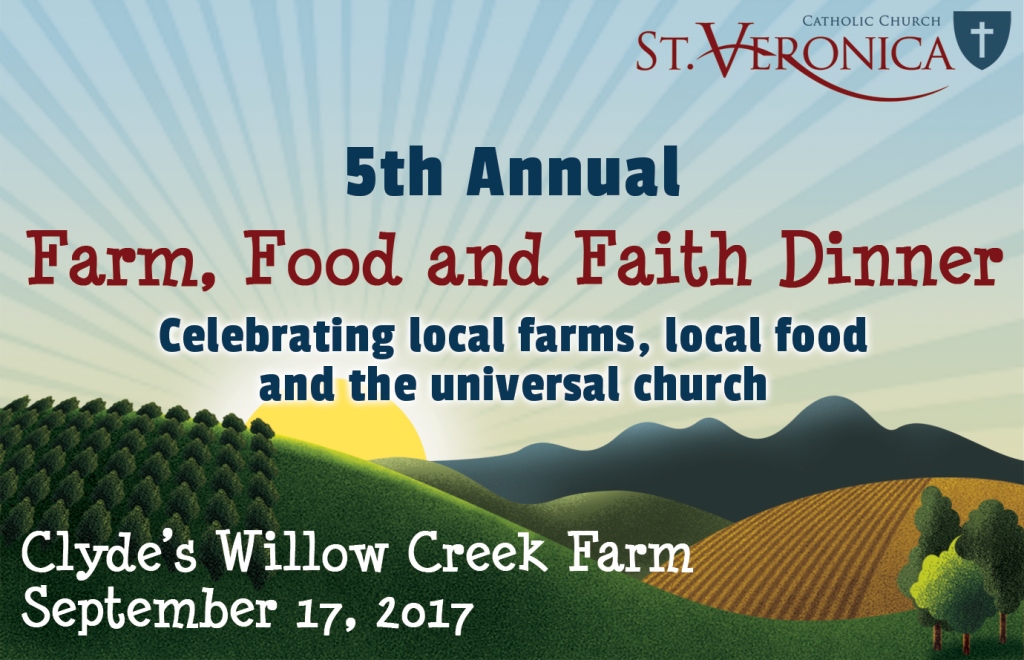 5th Annual Farm, Food & Faith Dinner